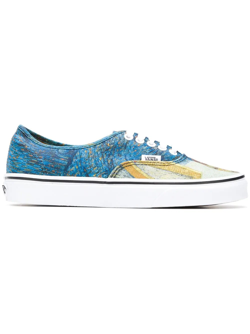 Vans Authentique (Vincent Van Gogh) Self Portrait/Blanche VN0A38EMU5X