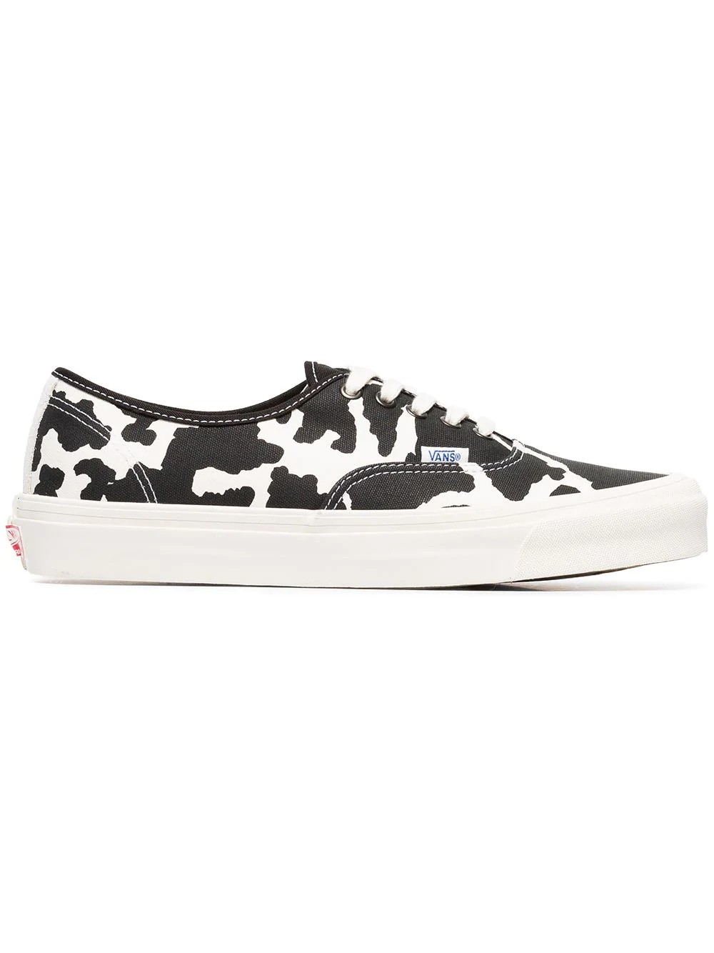Vans UA OG Authentique LX Canvas/Suede Leopard/Noir V00UDDU9M