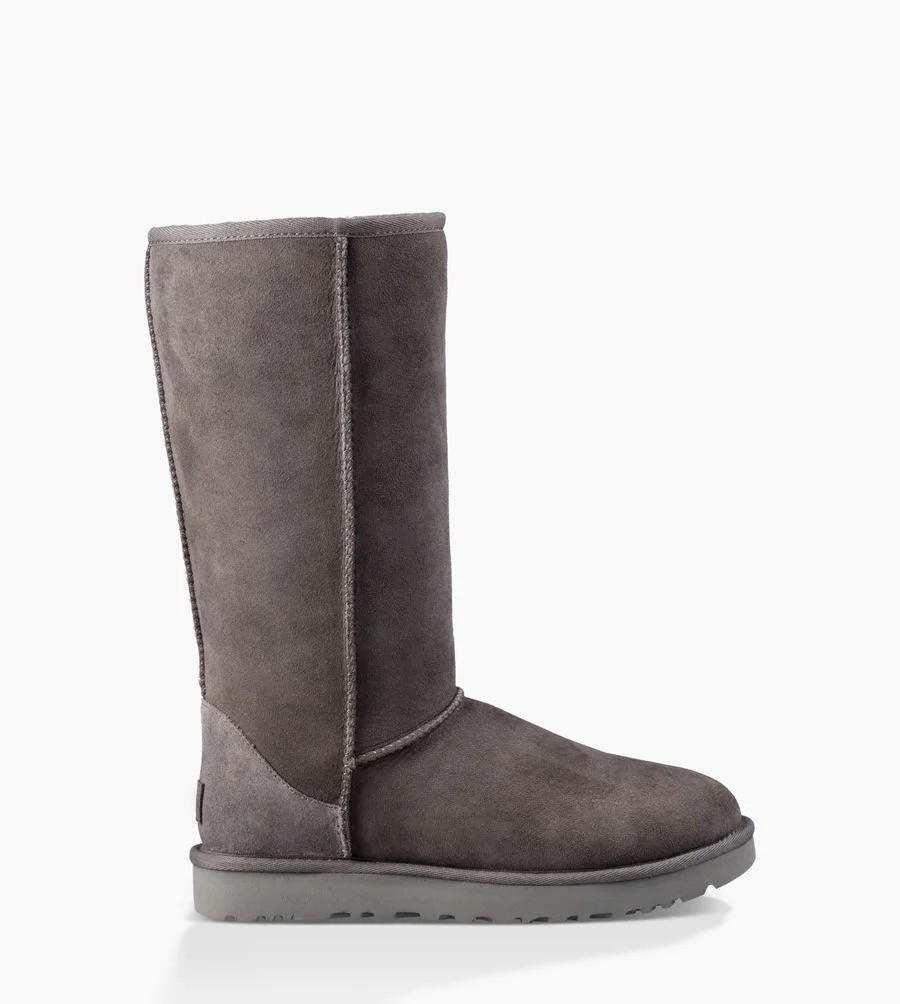 Femme Classic Tall Ii Boot Gris 1016224