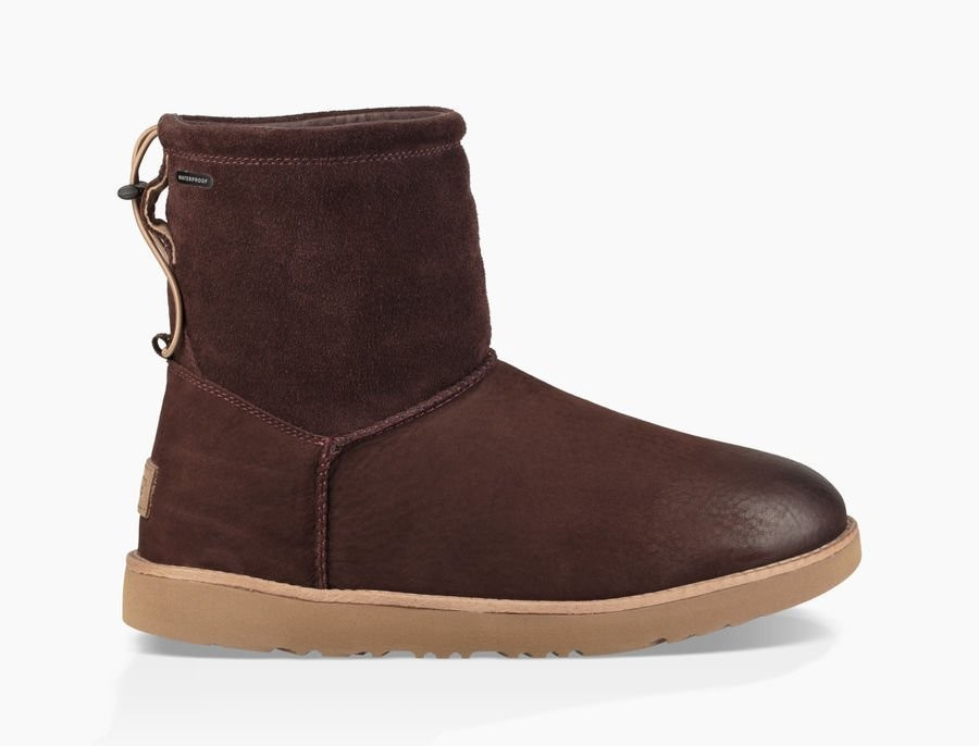Homme Classic Toggle Waterproof Boot Marron 1097949