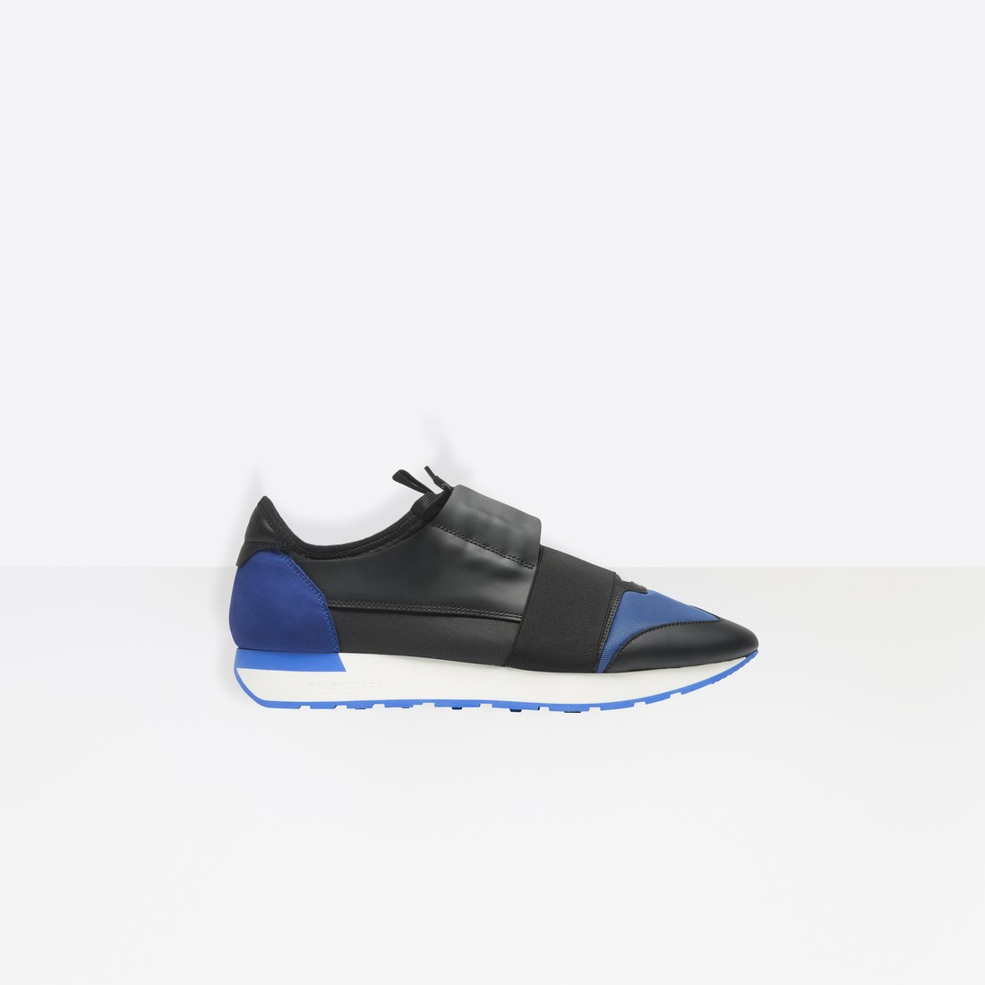Balenciaga Homme Race Runners Multimaterial Contrasted Runners Noir 506329W09C11007