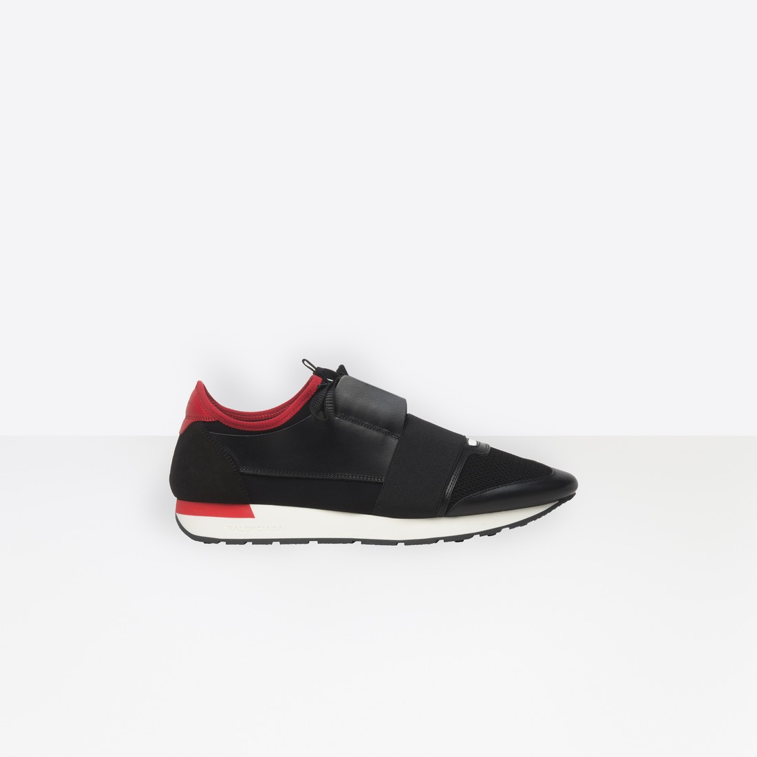 Balenciaga Homme Race Runners Multimaterial Contrasted Runners Noir 516447W0YXS1066