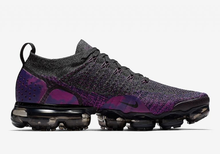 "Nike Air Vapormax Flyknit 2.0 ""Violet"" 942842-013"