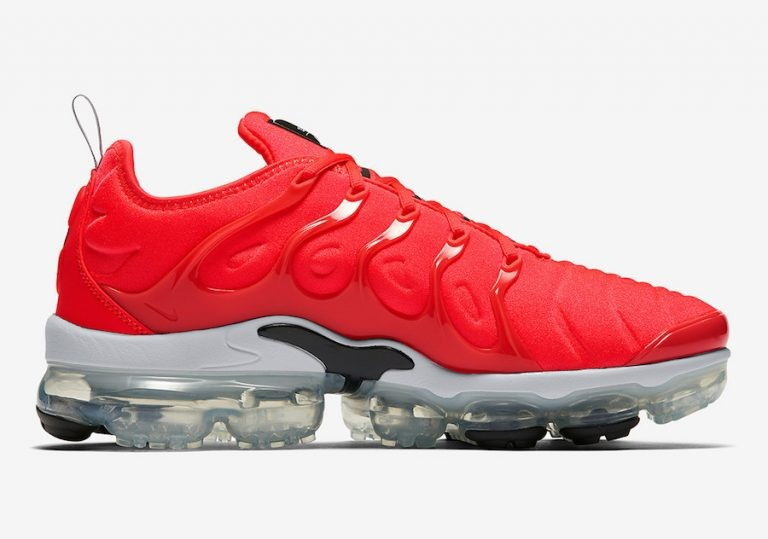Nike Vapormax Plus 924453-602 Rouge Release Info
