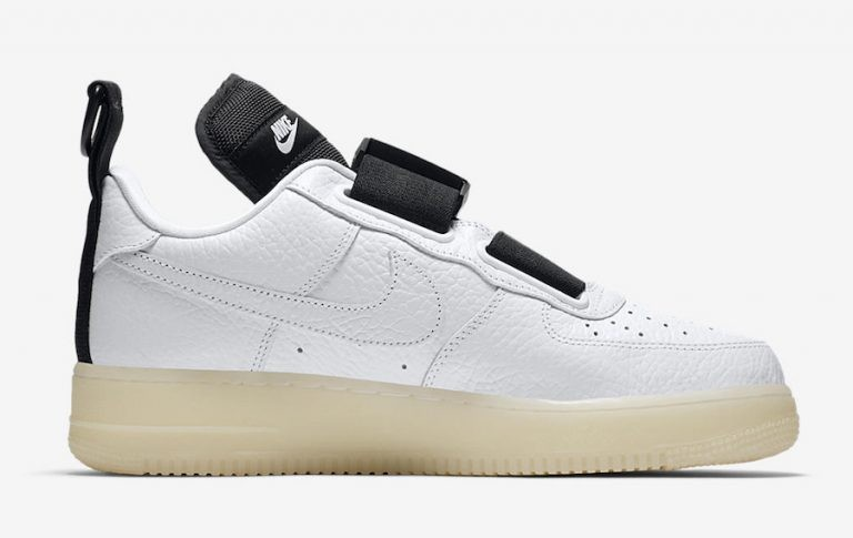 Air Force 1 Low Utility QS 'Blanche' - Nike - AV6247-100