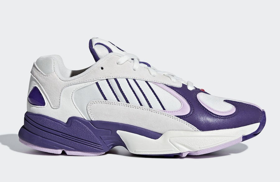 Dragon Ball Z x Yung-1 'Frieza' - Adidas - D97048