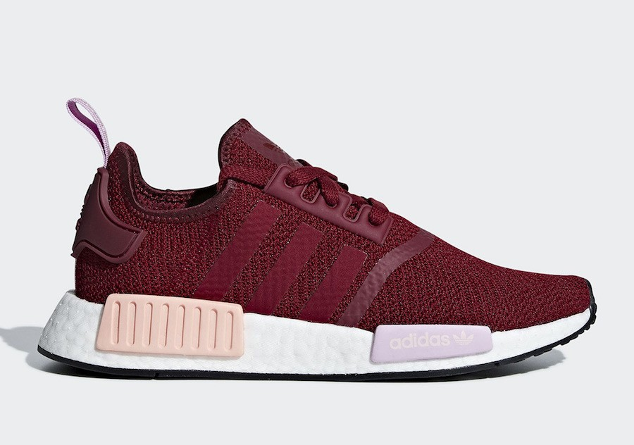 Adidas NMD R1 Rouge B37646