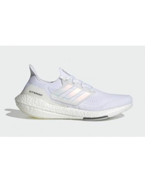 """Adidas Ultra Boost 2021 """"Blanche"""" Blanche/Blanche-Blanche FY0846"""