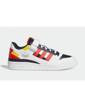 adidas Forum Low Legend Ink Rouge Blanche GZ9112