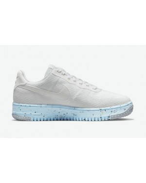 Nike Air Force 1 Crater Flyknit Blanche DC7273-100