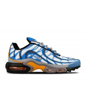 Nike Air Max Plus Premium Bleu 815994-400
