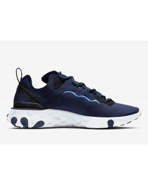 Nike React Element 55 Bleu BQ6166-400