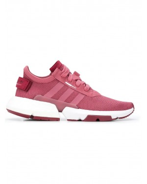 Adidas B37508 POD S3.1 Femme Fonctionnement Chaussure Rose/Blanche