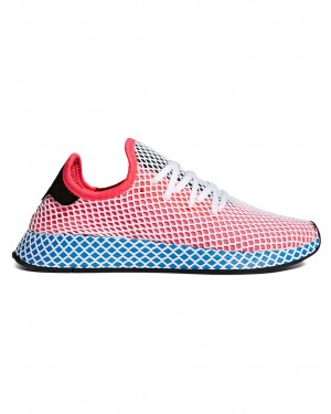 Adidas Originals Deerupt Runner | Rouge | Sneakers | CQ2624