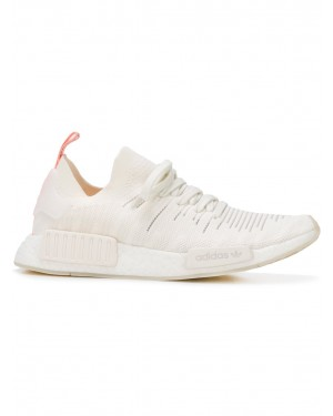 Adidas B37655 NMD R1 STLT PK Fonctionnement chaussures Blanche