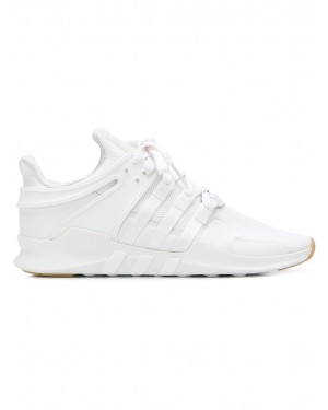 new concept 76ed9 02070 Adidas EQT Support ADV Homme B37344 Blanche Gum Knit ...