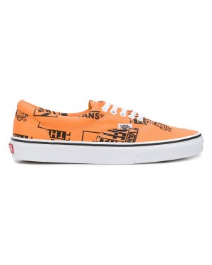 Logo Mix Era Chaussures VA38FRU8K | Orange | Vans