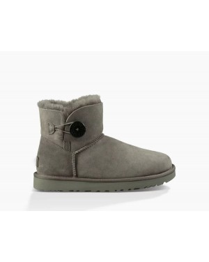 Femme Mini Bailey Button Ii Boot Gris 1016422