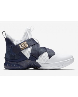 Nike Lebron Soldier XII SFG - Ao4054-100