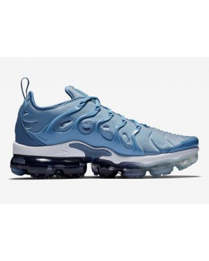 Nike Air VaporMax Plus Bleu | 924453-402
