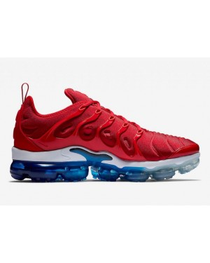 Nike Air VaporMax Plus USA Rouge Blanche Bleu 924453-601
