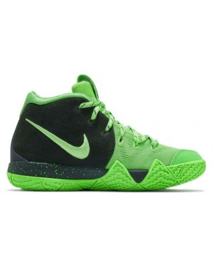 AA2897-333 Nike Kyrie 4 GS Spinach Vert