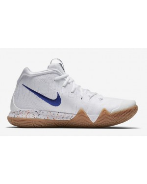 Nike Kyrie 4 'Uncle Drew' Blanche/Gum 943807-100