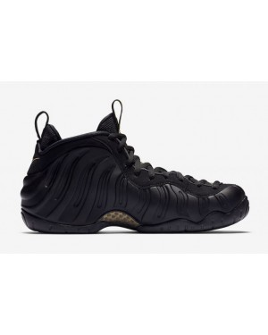 Nike Air Foamposite Pro Noir Métallique Or 624041-009
