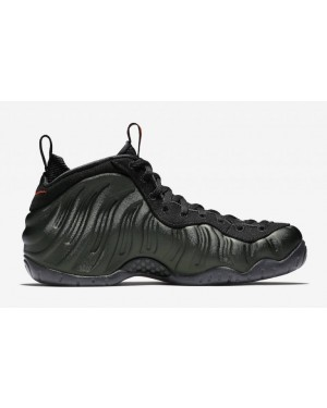 Air Foamposite Pro - Nike - 624041-304 - Vert/Noir-Orange