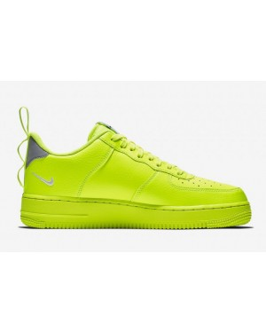 Nike Air Force 1 07 LV8 Utility Jaune Sneaker AJ7747-700
