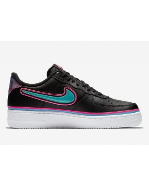Nike Air Force 1 Low South Beach Noir | AJ7748-002