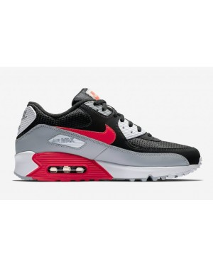 Nike Air Max '90 Essential (Noir/Rouge) - AJ1285-012