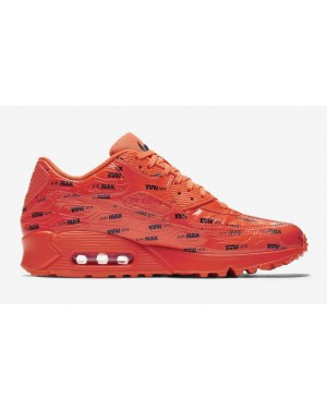 Nike Air Max 90 Just Do It Pack Orange - 700155-604