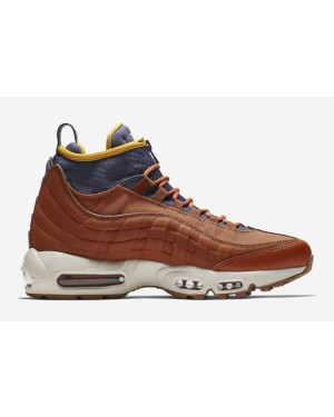 Nike Air Max 95 Sneakerboot Marron 806809-204