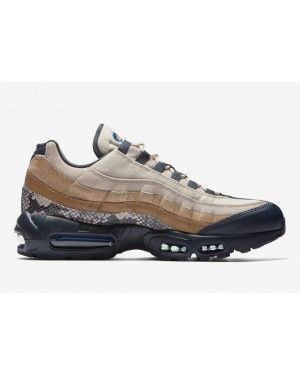 Nike Air Max 95 Snakeskin Marron | AT6152-001