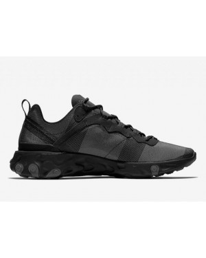 Nike React Element 55 Noir | BQ6166-008