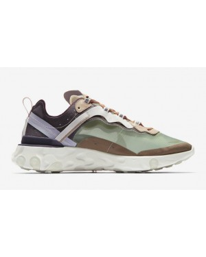 Nike React Element 87 Undercover Vert/Marron - BQ2718-300