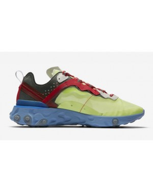 Undercover x React Element 87 'Jaune' - Nike - BQ2718-700