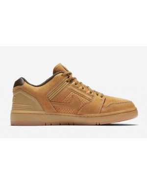 Nike SB Air Force 2 Low Premium Wheat AV3801-772