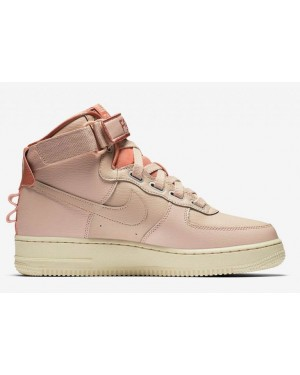 Nike Femme Air Force 1 High Utility Particle Beige For Sale AJ7311-200