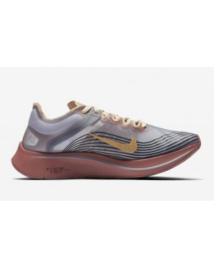 Nike Zoom Fly SP 'London' (Gris/Or/Marron) AV7006-001