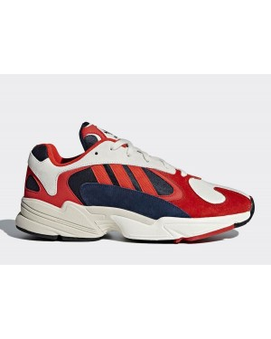 Adidas Yung 1 Navy Rouge Blanche B37615