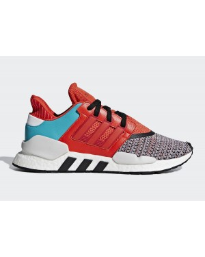 buy online d0eea 3266f Adidas EQT Support 9118 Multicolore Orange D97049 ...